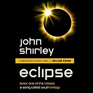 Eclipse audiobook cover art