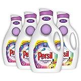 Persil - Líquido para lavado (4 unidades, 1,855 litros)