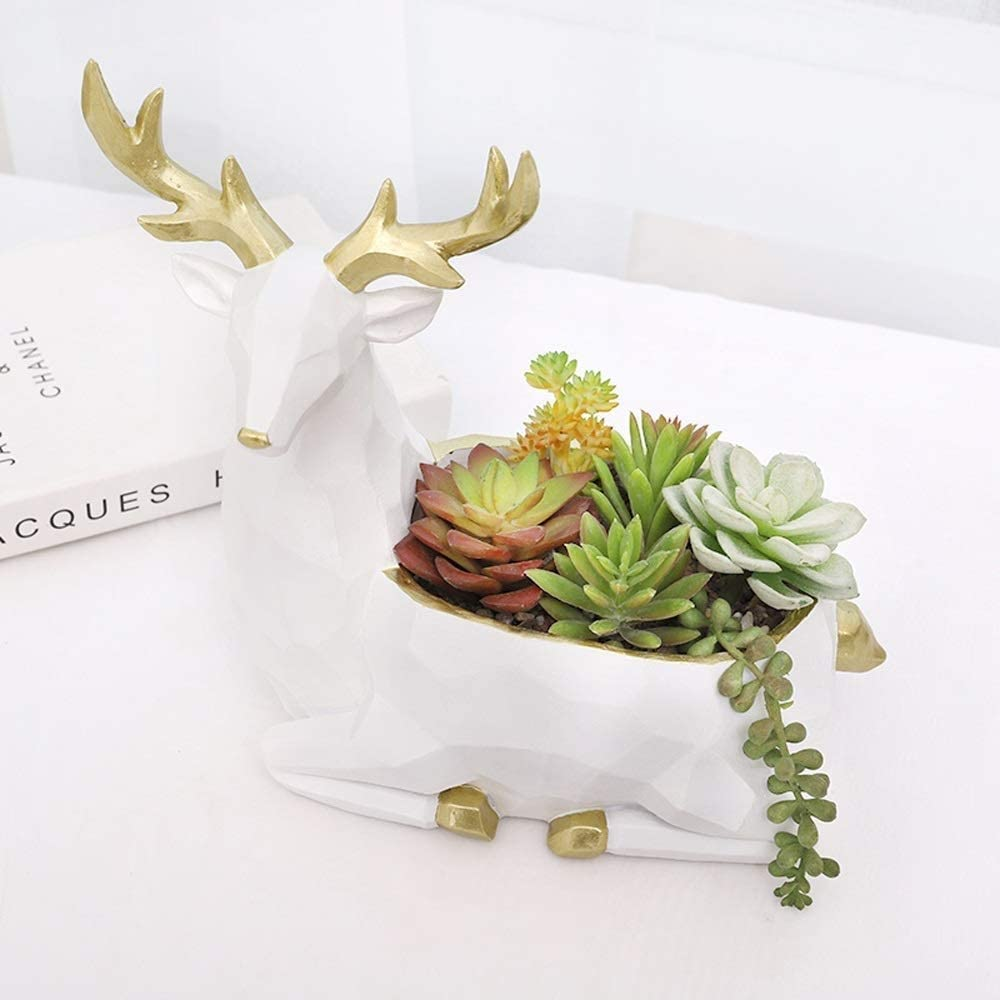 New Shipping Free Shipping Faturt Nordic Succulents Flower Pot Max 78% OFF Balcony Carving Indoor Wood
