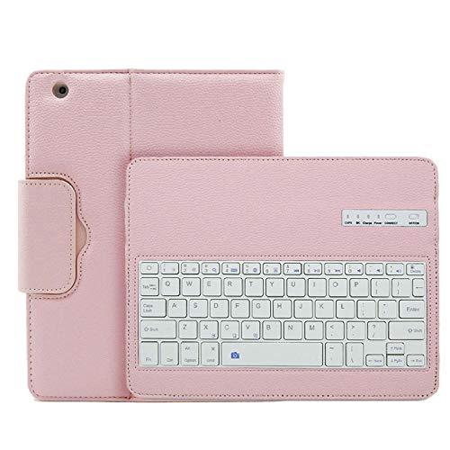 Teclado Bluetooth para Tableta 7.9 Pulgadas 2 en 1tablet Bluetooth Funda de Teclado para iPad Mini 1 2 3 PUS Cubre DE Cuero DE Cuero PUS CÓDIGO DE Protector DE Teclado INALÁMBRICO Tablet con Funda