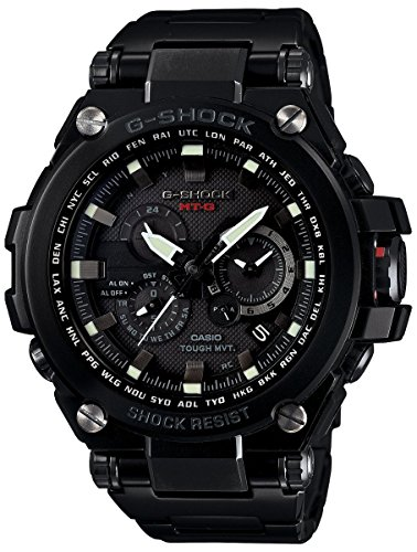 Casio MT-G Metal Twisted G-Shock MTGS1000BD-1A