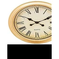 Brookwood 16 Round Wall Clock