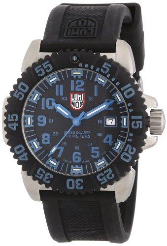Luminox Herren-Armbanduhr Navy Seal Steel Colormark 3153