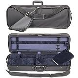 Bobelock Featherlite 1003 Oblong Black/Blue 4/4 Violin Case