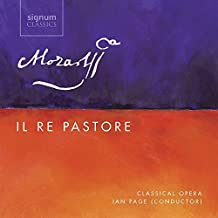 Mozart: Il Re Pastore, K. 208 by The Orchestra of Classical Opera