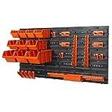 Cuadro a herramientas con cajas de 31Elements Naranja...