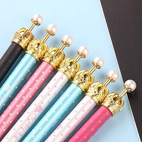 FimGGe 12 süße 0,7 mm Kawaii Lippenstift Lippenstift Kugelschreiber, Kugelschreiber für...
