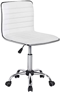 Amazon Com White Home Office Desk Chairs