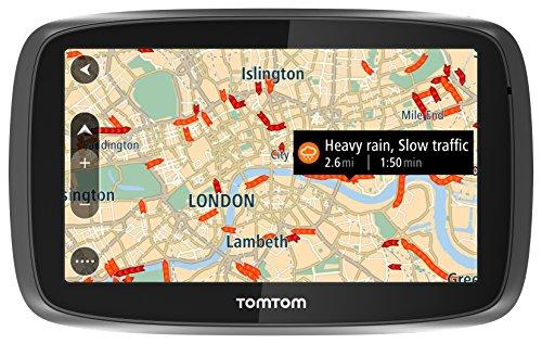TomTom-GO-60-Satelliten-Navigationsgeraet-mit-aktuellen-Lifetime-Maps-von-Westeuropa-und-Verkehrsinformationen-152-cm-6-Zoll
