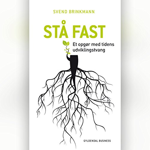 Stå fast audiobook cover art