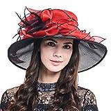 Fascinante cóctel vestido de fiesta de té Derby Racing Hat S603