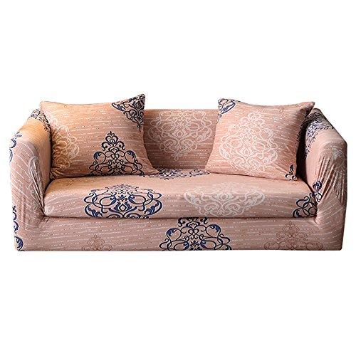 Funda elástica delgada para sofá de sofá de la toalla del sofá (simple/D-221219.12