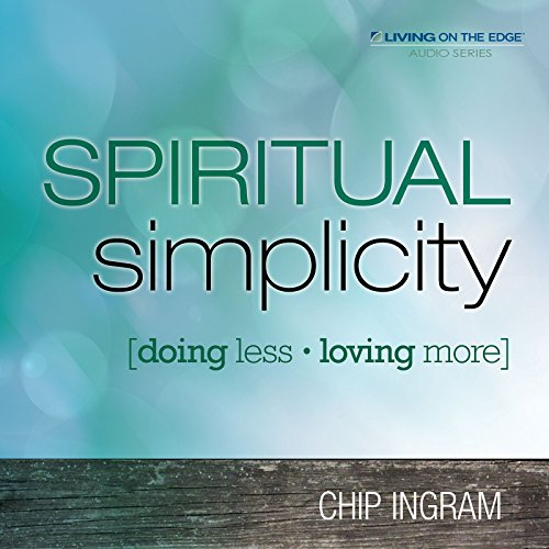 Spiritual Simplicity  audiobook cover art