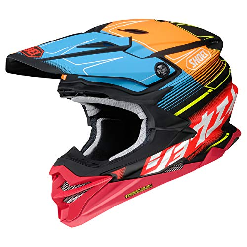 Shoei VFX-EVO Zinger Helmet-TC-10-XL