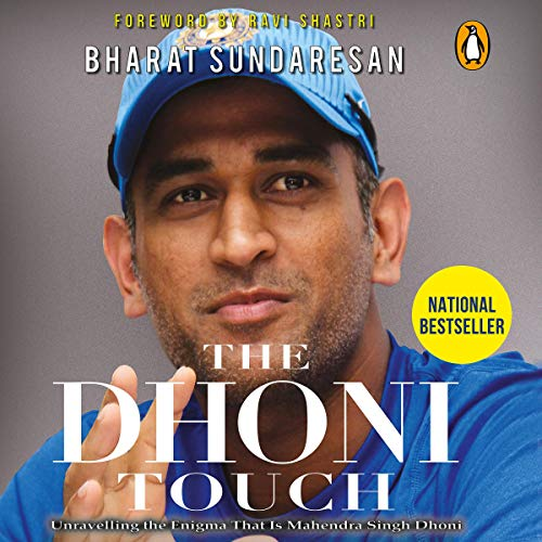 The Dhoni Touch cover art