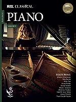 Rsl Classical Piano Grade 3 (2021)
