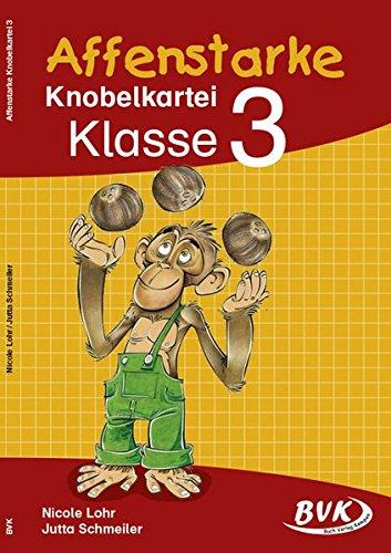 Affenstarke Knobelkartei 3