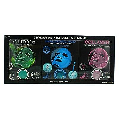 Skin Treats Hydrogel Face Masks Gift Set from Skin Treats