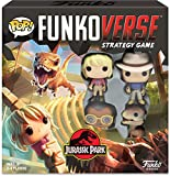 Funko Pop Funkoverse Strategy Game: Jurassic Park 100 #46066