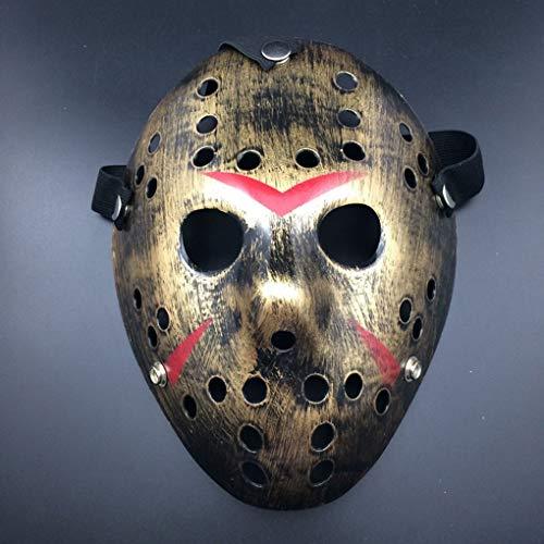 Republe Halloween di Natale di Travestimento ispessite Jason Partito Divertente Orrore (#7)