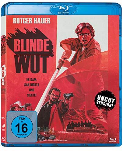 Blinde Wut - Uncut Version [Blu-ray]