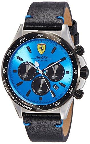 Scuderia Ferrari Cronografo Quarzo Orologio da Polso 830388