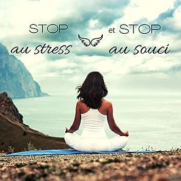 STOP au stress et STOP au souci: Liste de lecture douce pour un esprit calme, Relaxation, Dormir