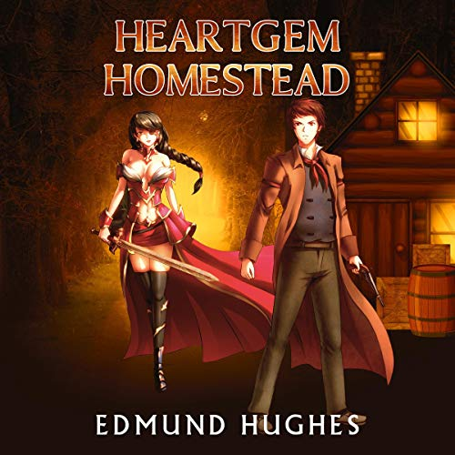 Heartgem Homestead audiobook cover art