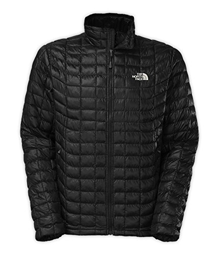 The North Face Men's Thermoball Full Zip Jacket TNF Black 2 Outerwear XL