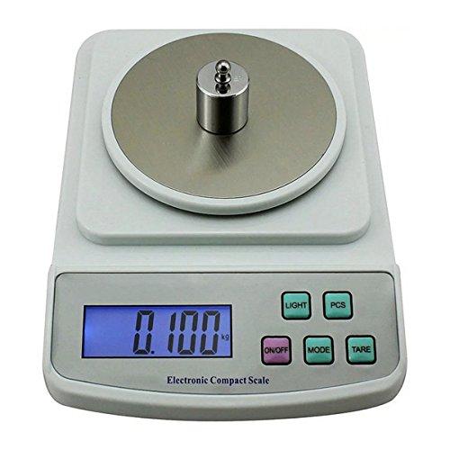 MJJEsports SF-400C 500g 0,01 g Elektronische weegschaal Hoge precisie Digitale Display Keuken Tool