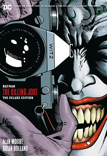 Moore, A: Batman: The Killing Joke Deluxe