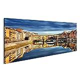 bilderfelix® Bild auf Acrylglas Ponte Vecchio Brücke in