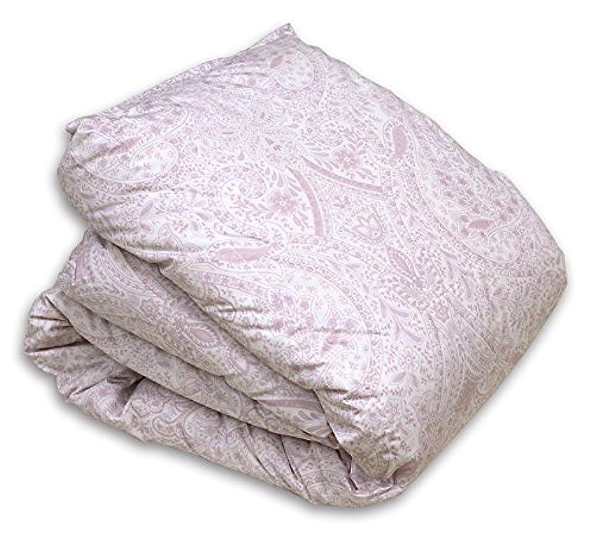 特にあまりにも酸度西川リビング ウォッシャブル 合掛け 羽毛布団 (A663) 1344-66317 (ピンク, シングルロング 150×210cm) 羽毛ぶとん 掛布団 掛け布団 洗える 羽毛ふとん
