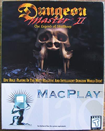 Dungeon Master Ii - Mac - Uk [cd-rom]