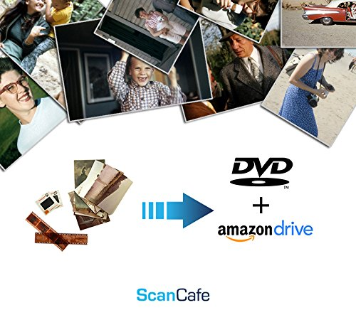 Check Out This Photo Scanning Box to Amazon Drive – Perfect for Family and Friends