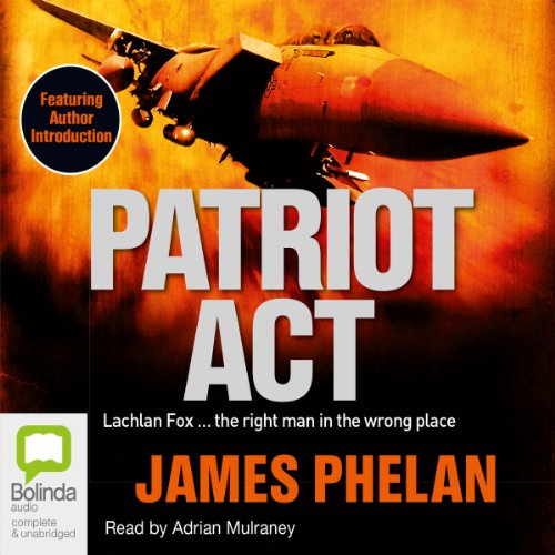 Patriot Act cover art