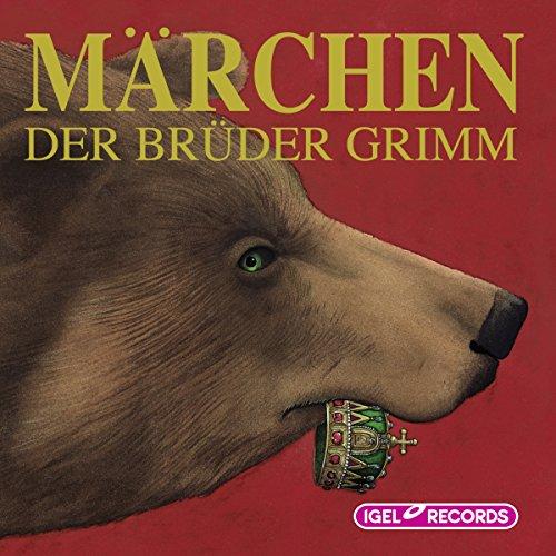 Märchen der Brüder Grimm audiobook cover art