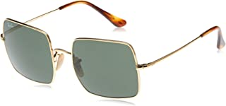 Rb1971 Classic Metal Square Sunglasses