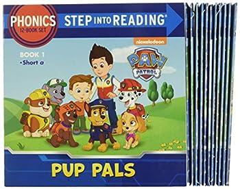 Paw Patrol Phonics Box Set PAW Patrol Step into Reading