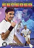 Roger Federer Calendar - Calendars 2020 - 2021 Calendars - Sports Calendar - Tennis Calendar - 12 Month Calendar by Dream