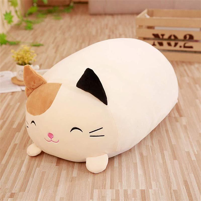 Yiwa Plush Toy Pillows Squishy Chubby Cute Animal Plush Toy Soft Cartoon Pillow Cushion
