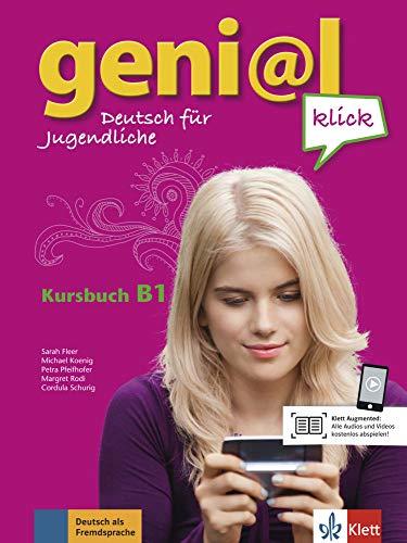 geni@l klick b1, libro del alumno + cd: Kursbuch B1 mit 2 Audio-CDs