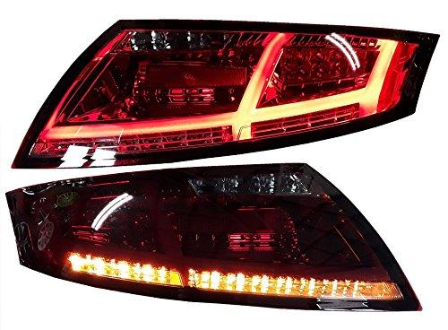 LED Rückleuchten rot-rauch dunkelrot RA21LRS