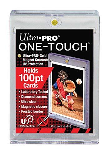Ultra Pro Herren 81911, farblos, 100PT