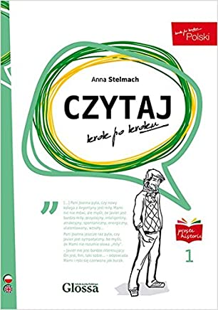 POLSKI krok po kroku - CZYTAJ A1. Lektüre und Übungen + Audios online