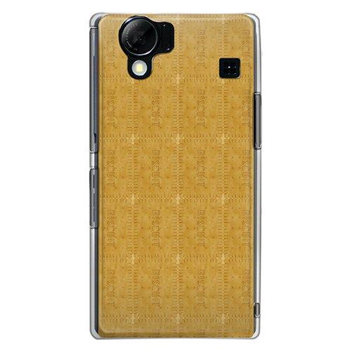 CaseMarket SoftBank AQUOS PHONE (102SH) ポリカーボネート クリアハードケース [ ラッキー ビスケット ]