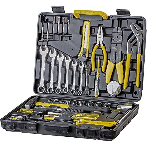 WMC TOOLS Werkzeug Set 555-teilig...