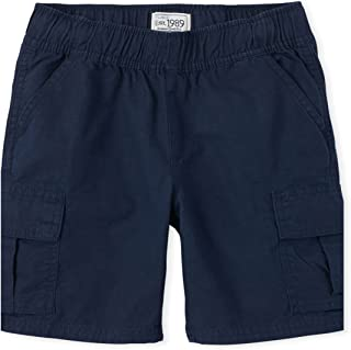 The Children's Place Boys Pull-on Cargo Shorts