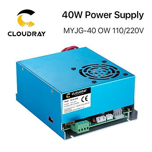 Cloudray CO2 Laser Focus Lens USA CVD ZnSe D12-D28 lente de proyecci/ón