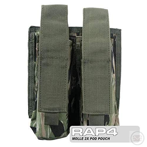 Rap4 MOLLE 2X Paintball Pod Pouch